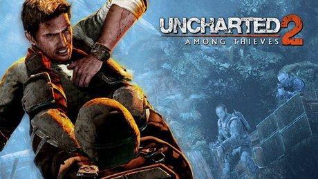 Gramy w Uncharted 2 PL - walka