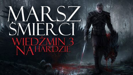 Wiedźmin 3 na najwyższym poziomie trudności - Geralt kontra Wiwerna Królewska