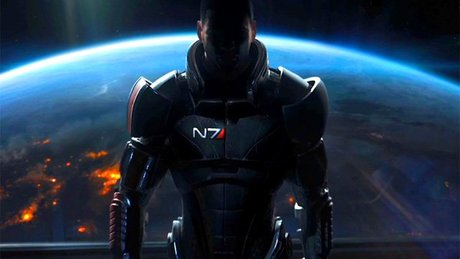 Gramy w Mass Effect 3