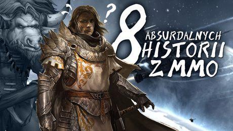 Najdziwniejsze, absurdalne historie ze światów gier MMO