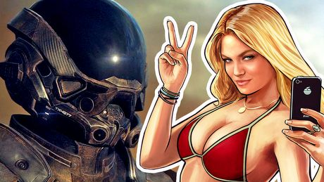 Przegląd Tygodnia - nowa gra twórcy GTA i epicki zwiastun Mass Effect