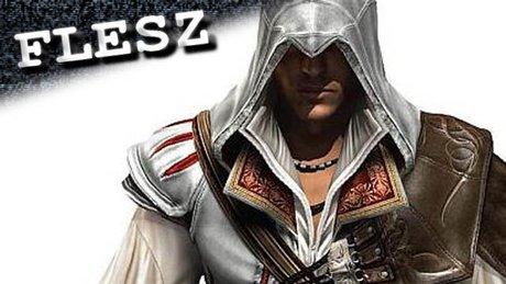 FLESZ - 17 czerwca (Max Payne 3, Assassin's Creed 2)