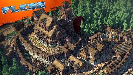 Gra o Tron w Minecraft? Fani już nad tym pracują. FLESZ – 29 stycznia 2015