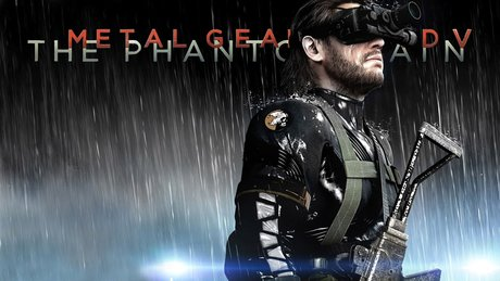 Zapowiedź Metal Gear Solid V: The Phantom Pain