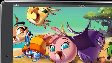 FLESZmob � 12 wrze�nia 2014 � Angry Birds Stella czyli ptaki bardziej urocze ni� kiedykolwiek