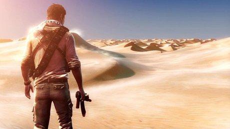 Gramy w Uncharted 3 - pustynia