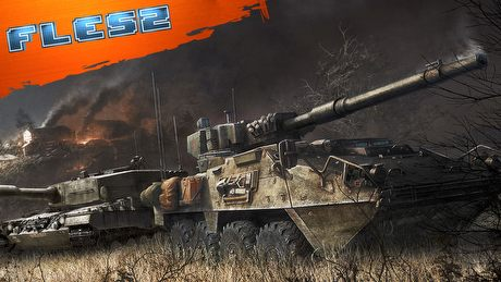 Czy te czołgi pobiją World of Tanks? FLESZ – 29 maja 2015
