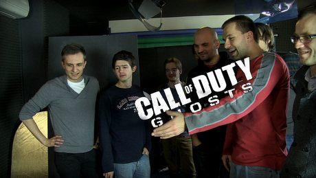 PS4 vs PC - zmieniamy konfigurację! - Call of Duty: Ghosts