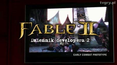 Dziennik developera Fable 2 - cz. 2
