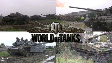 Na pokładzie czołgu - relacja z eventu World of Tanks