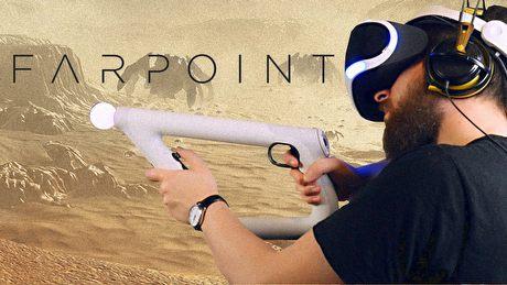 Wirtualna rzeczywistość atakuje - gramy w Farpoint.