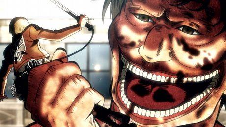 Najbardziej chore anime ostatnich lat dostaje gr� - Attack on Titan: Wings of Freedom