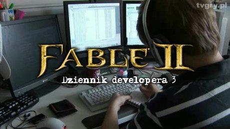 Dziennik developera Fable 2 - cz. 3
