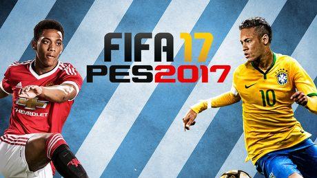 Podw�jna zapowied� FIFA 17 i PES 2017 - co nas czeka w pi�ce w tym roku?