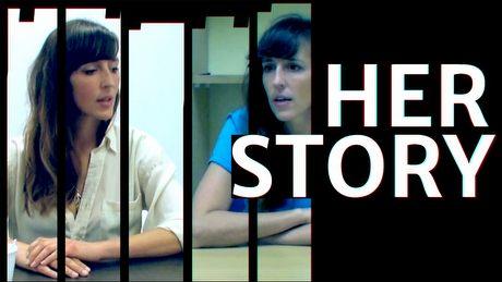 Narracyjny eksperyment na plus, czyli intrygujące Her Story