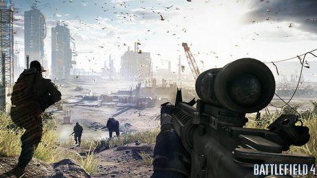 PS4 vs PC - Battlefield 4