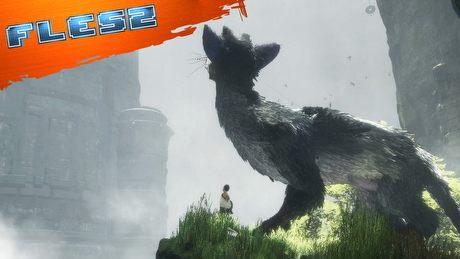 The Last Guardian na nowym gameplayu - FLESZ 10 listopada 2016