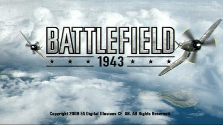 Gramy w Battlefield 1943