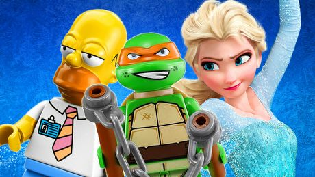 5 marek, kt�re uratuj� gry Lego