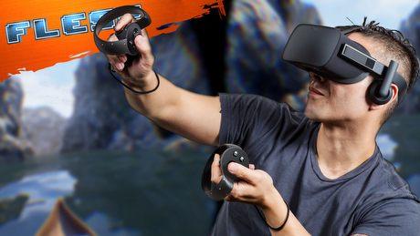 Rzeczywistość wirtualna będzie droższa niż myślisz. FLESZ – 7 stycznia 2016