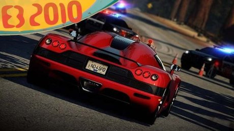Gramy w Need for Speed: Hot Pursuit na E3
