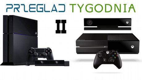 Przegląd Tygodnia - PlayStation 4 vs Xbox One [2/2]