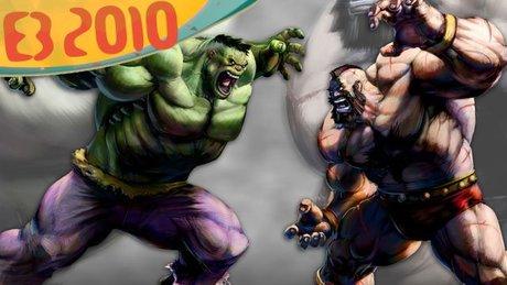 Gramy w Marvel vs. Capcom 3 na E3