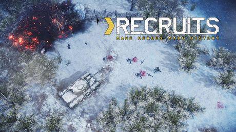 Gramy w Recruits - wojna w klasycznym wydaniu