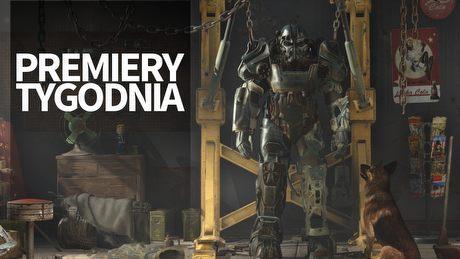 Fallout 4 otwiera tydzie� � StarCraft II i Tomb Raider w�r�d PREMIER TYGODNIA
