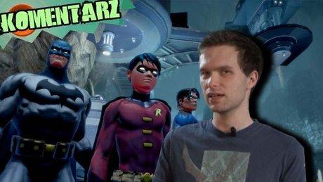 Komentarz: DC Universe - multiplatformowe MMO