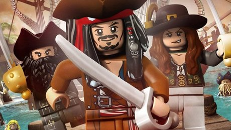 Gramy w LEGO Pirates of the Caribbean