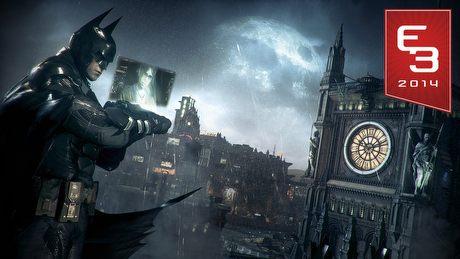 E3 2014: Batmobilowi nie podskoczysz - widzieliśmy w akcji Batman: Arkham Knight!