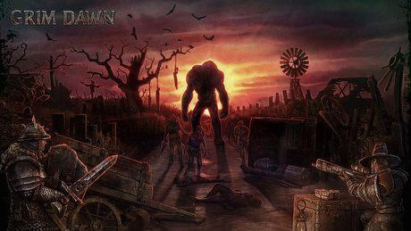 Grim Dawn � pos�pny i soczysty hack�n�slash od tw�rc�w Titan Questa