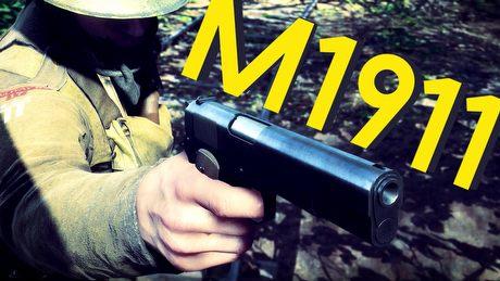 Jeden z najlepszych pistoletów w historii? M1911 - historia, konstrukcja, przedstawienie w grach