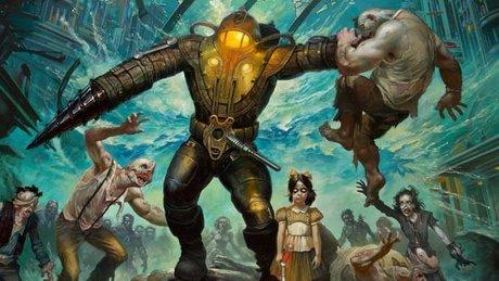 Gramy w BioShock 2 - Siostrzyczki