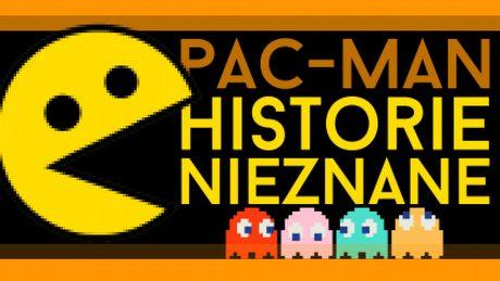 Ukryte oblicze Pac-Mana - nieznane historie