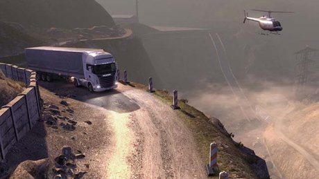 Gramy w Scania Truck Driving Simulator