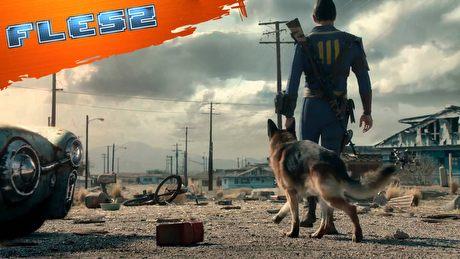 Fallout 4 i surwiwal – nowy patch da graczom w kość. FLESZ – 30 marca 2016