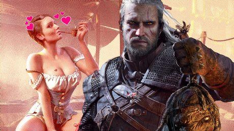 Gracz i jego harem. Absurdy miłości w grach