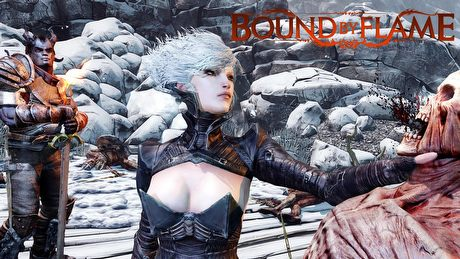Bound By Flame - niby-Wied�min, niby-Dark Souls, niby-Dragon Age