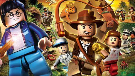 Historia gier LEGO - budowla z klock�w nabiera kszta�t�w