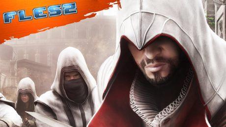 Ezio wraca – zapowiedziano reedycję trylogii. FLESZ – 14 września 2016