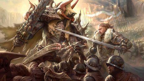 Przekl�ta produkcja - Kingdom Under Fire II najcz�ciej przek�adanym RPG w historii?