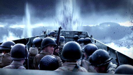 Top 5 scen z filmów wojennych w grach!