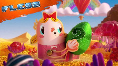 6 miliardów dolarów za... twórców Candy Crush Saga FLESZ – 3 listopada 2015