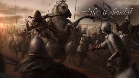 Samiec Alfa #24: Life is Feudal – średniowieczny sandbox totalny