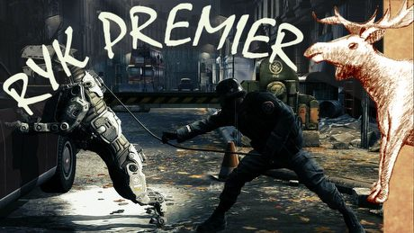 FLESZ: Ryk Premier � 19 maja 2014 � Wolfenstein: The New Order