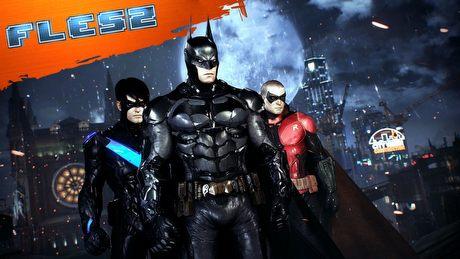 Batman, Robin… i inni – pomocnicy w Arkham Knight. FLESZ – 12 maja 2015