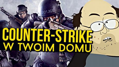 Counter Strike w Twoim domu - patologia Swattingu