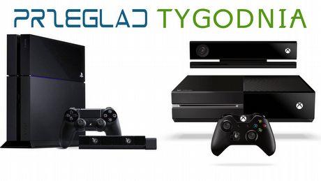 Przegląd Tygodnia - PlayStation 4 vs Xbox One [1/2]